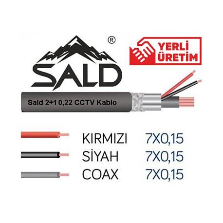 Sald 2+1 CCTV Kablo